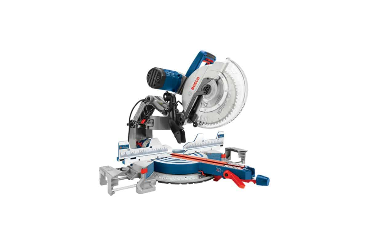 Bosch GCM12SD sliding compound miter saw