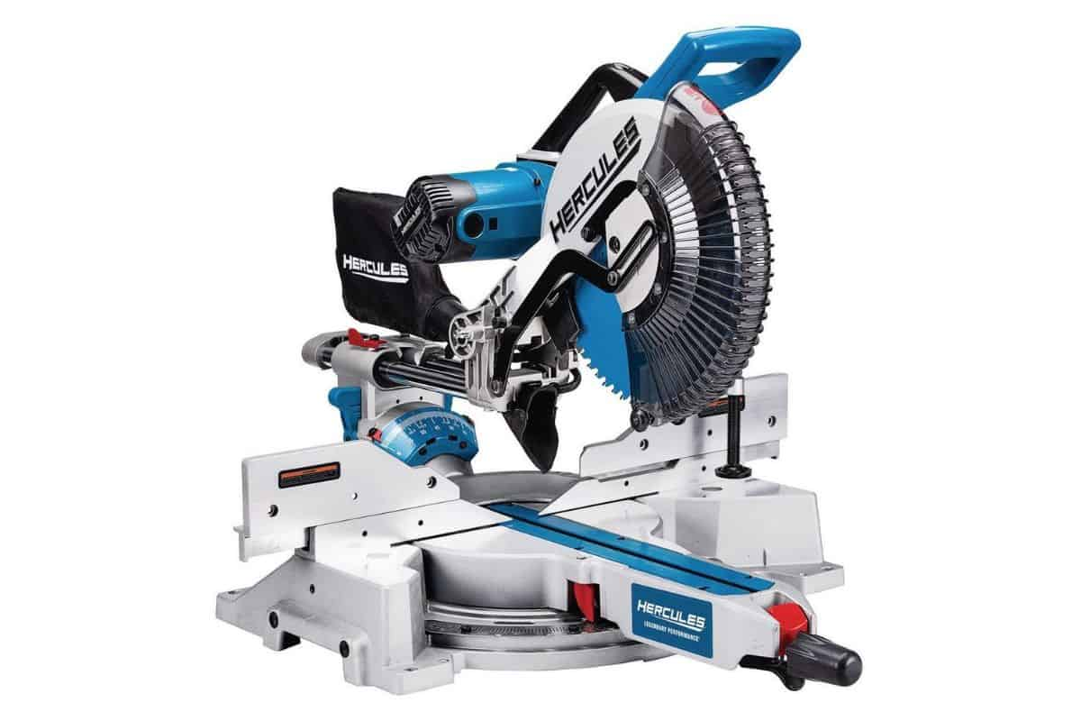 Hercules Professional Sliding Compound Miter Saw
